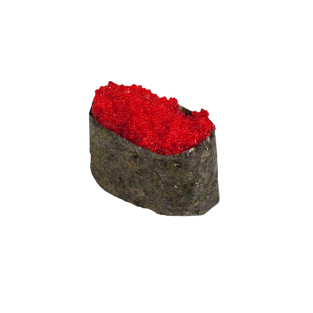 Гункан красная тобико
