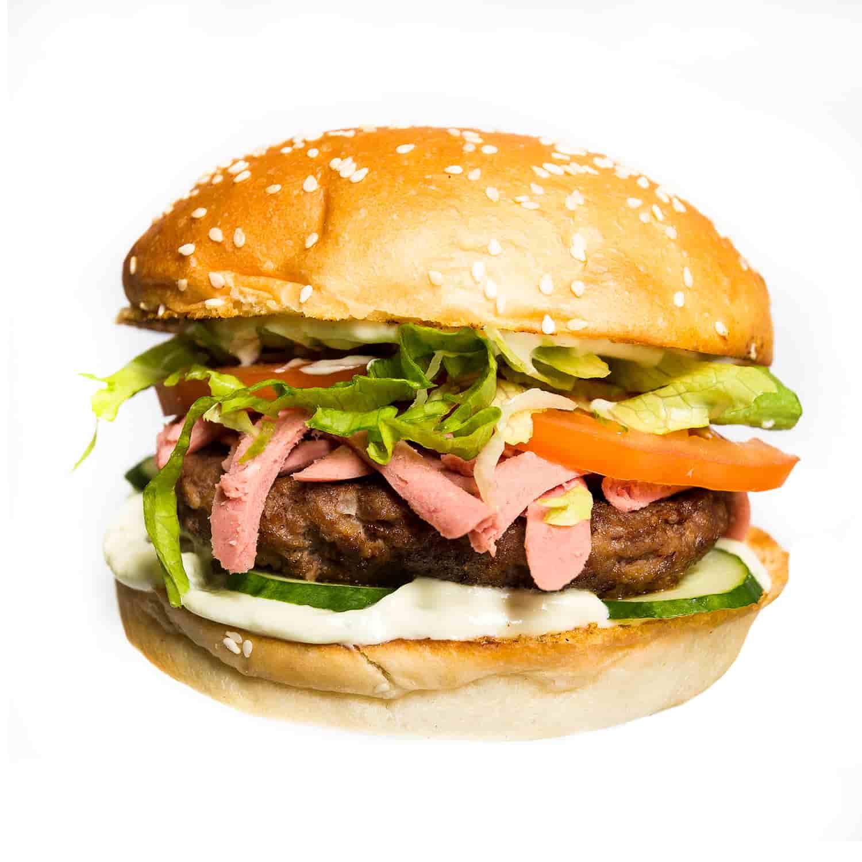 "Бургер ""SERVICE, PLEASE"""